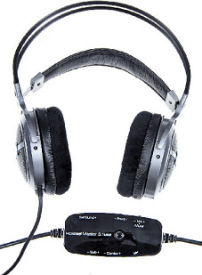 3-D für die Ohren? Terratec Headset Master 5.1 USB