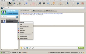 RetroShare (Mac)