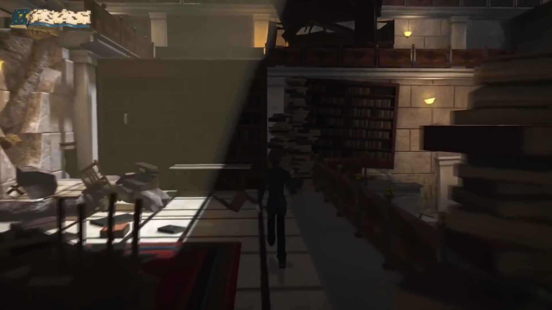 Screenshot 1 - The Librarian