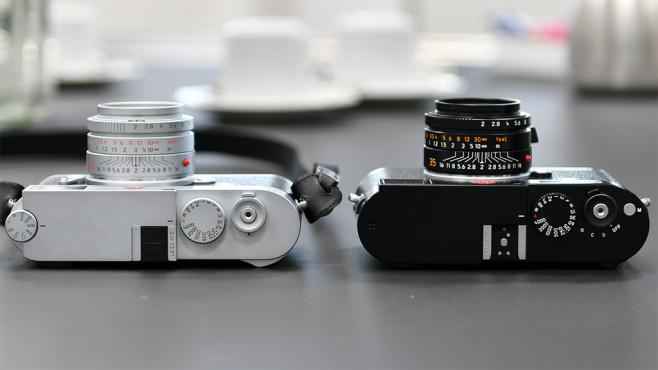 Leica Cl Entfernungsmesser Justieren : Profi kamera im praxis test: leica m10 audio video foto bild