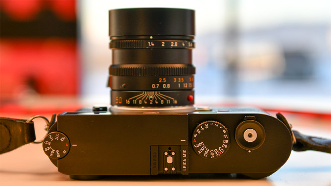 Leica M10©COMPUTER BILD