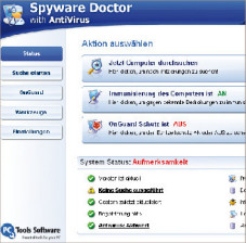 Spyware Doctor 5.0