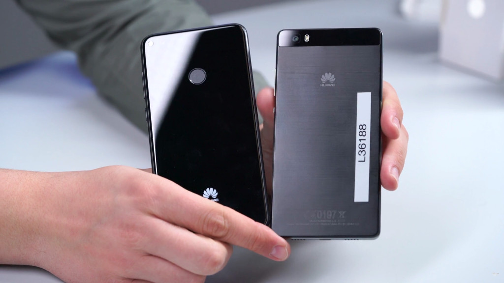 huawei p8 lite 2019 vs iphone 10