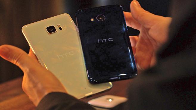 HTC U Ultra und HTC U Play©COMPUTER BILD