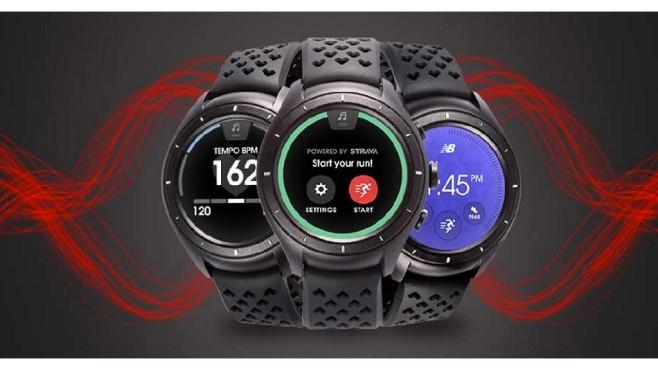 RunIQ: Smartwatch©New Balance