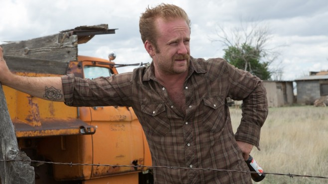 Szenenbild Hell or High Water: Ben Foster © Paramount Pictures