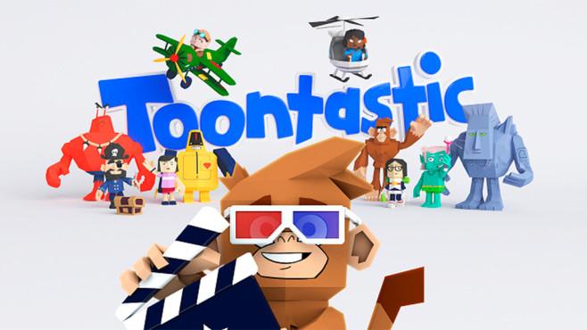 Toontastic 3D macht Kinder zu Regisseuren©Google