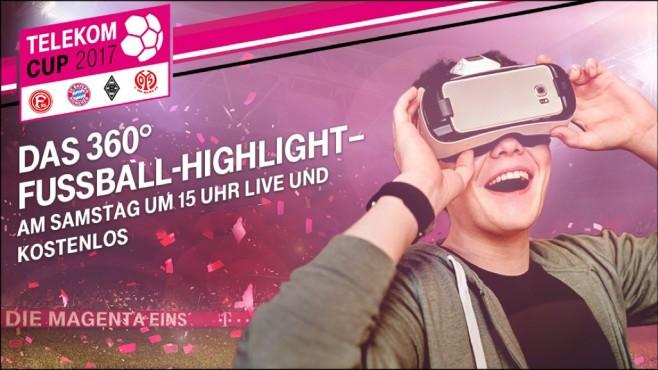 Telekom-Cup©Deutsche Telekom