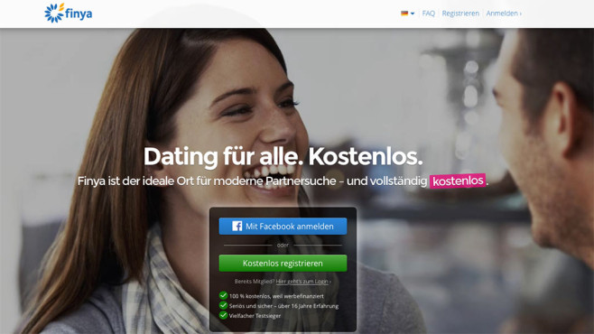 Online-Dating-Abbau