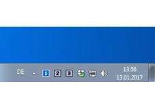 Screenshot 1 - Tri-Desk-A-Top