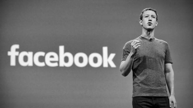 Mark Zuckerberg©Facebook