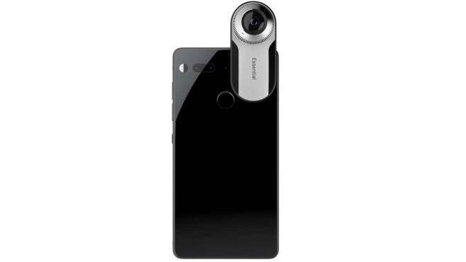 Essential Phone + 360 Kamera © Essential Products Inc.