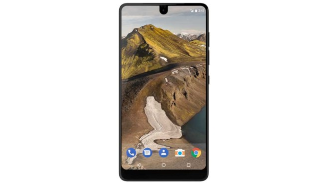 Essential Phone © Essential Products Inc.