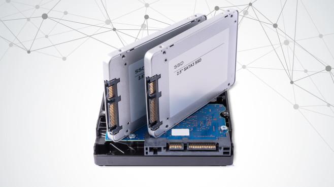 Windows 7/8/10: Habe ich eine HDD oder SSD-Festplatte? – Vier schnelle Tests Festplatte oder SSD, lautet hier die Frage – so beantworten Sie sich das.©iStock.com??????? ???????/