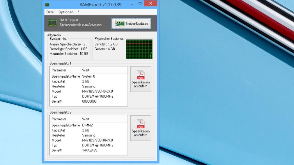 Windows: Tipps für die Arbeitsspeicher-Optimierung