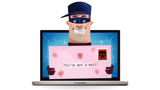 Achtung, Ransomware! © iStock