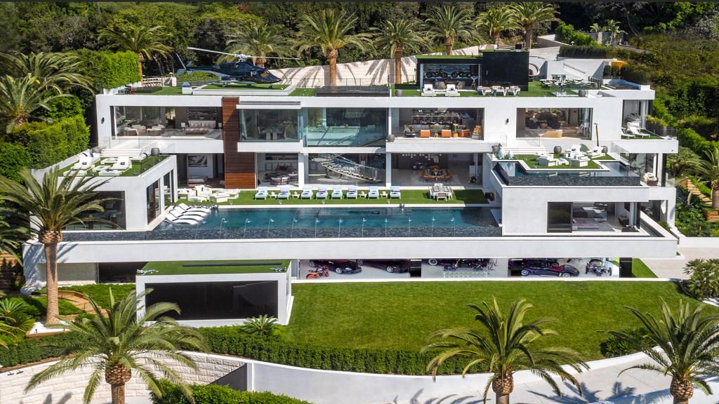 Teuerste villa der welt 12 milliarden  250 Mio: Die teuerste Villa der USA - COMPUTER BILD