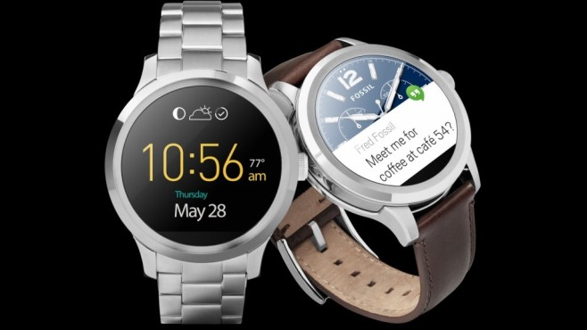 Fossil Q Founder ©Fossil