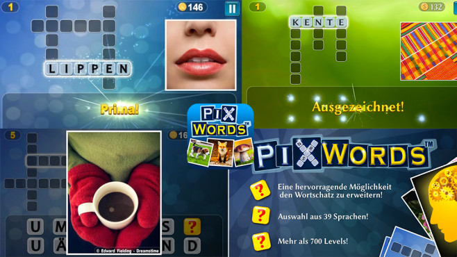 Pix Words ©Black Maple Games
