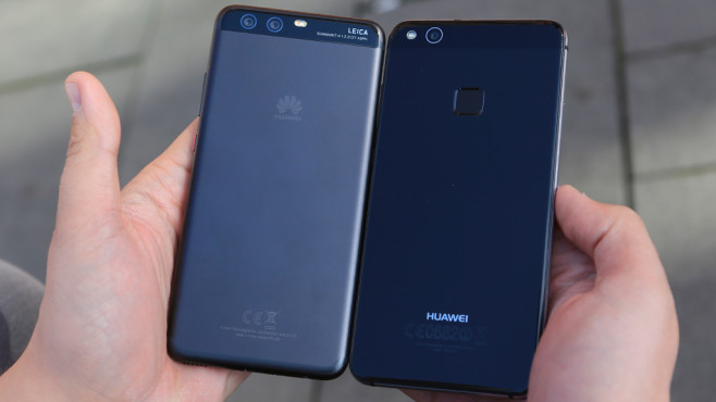 Huawei P10 Lite im Praxis-Test©COMPUTER BILD