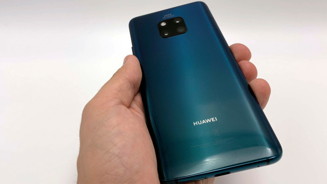 Huawei Mate 20 Pro©COMPUTER BILD