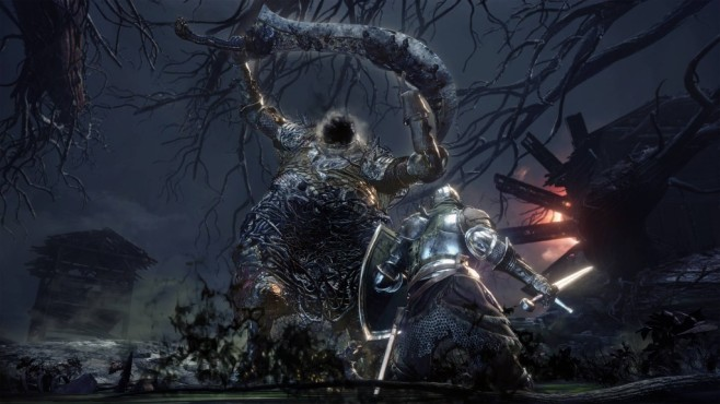 Dark Souls 3: The Ringed City©Bandai Namco