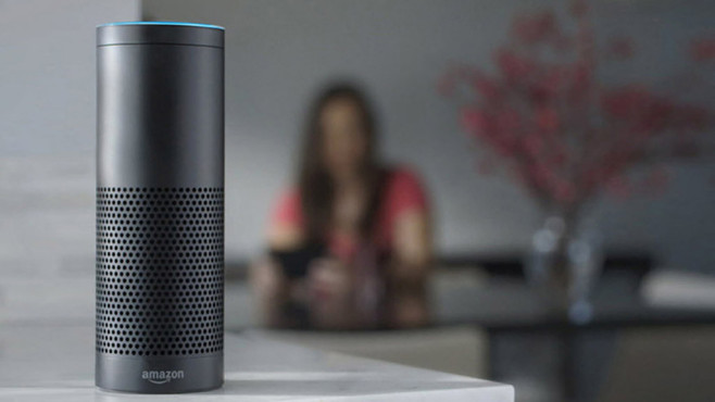 Amazon Echo: Lautsprecher©Amazon