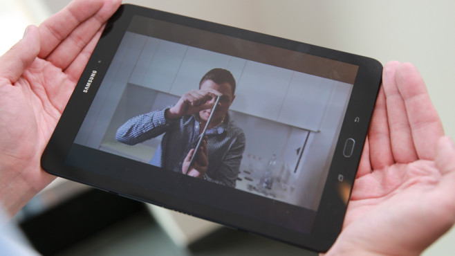 Samsung Galaxy Tab S3©COMPUTER BILD