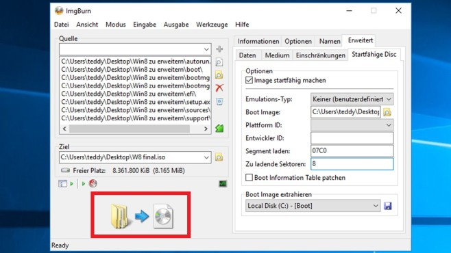 Windows 8.1 bedarf Nachbearbeitung (8) ©COMPUTER BILD