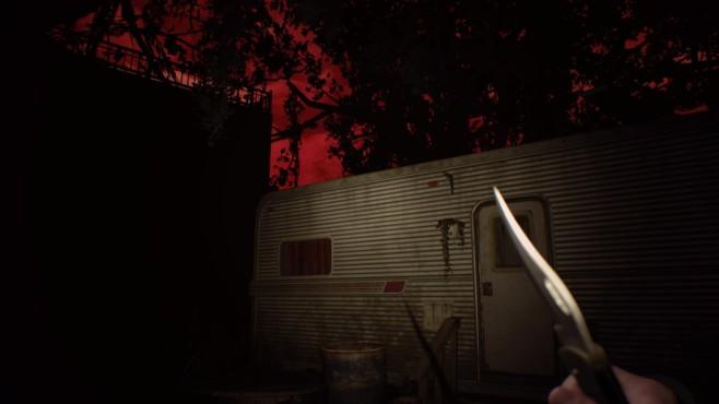 Resident Evil 7 – Verbotenes Filmmaterial 1©Capcom