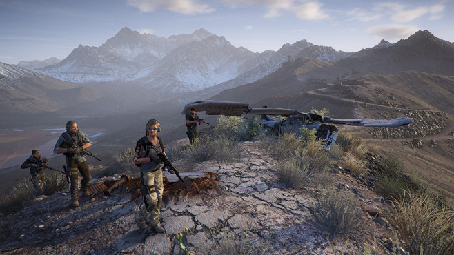 Ghost Recon – Wildlands: Flugzeuge © Ubisoft