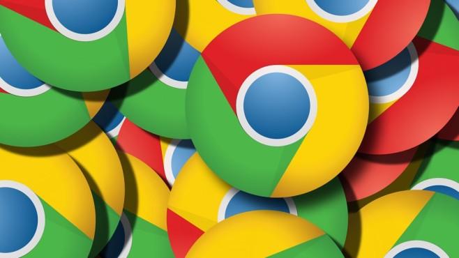 Logo von Google Chrome©pixabay.com