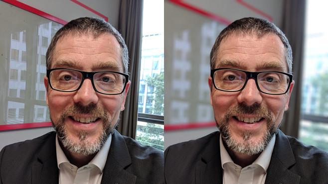 Google Pixel 2: Porträt-Modus ausprobiert©COMPUTER BILD
