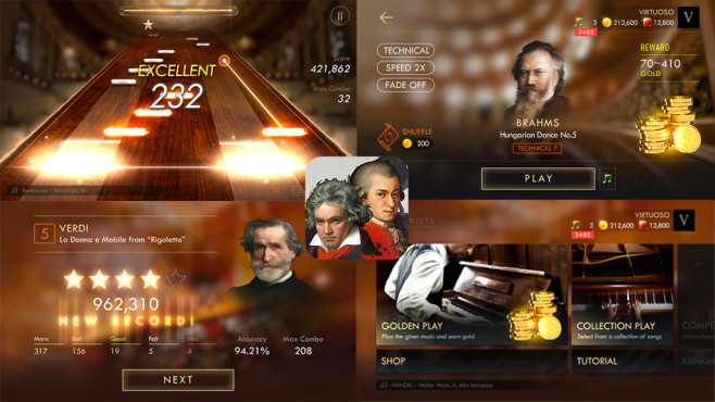 Pianista ©Superb Corp.