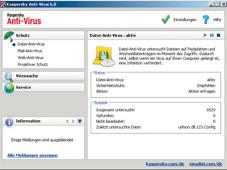 Kaspersky Anti-Virus 6.0 Einfach zu bedienende Firewall: Kaspersky Anti-Virus 6.0
