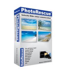 """Das Rettungsprogramm """"Datarescue Photo Rescue Expert 2.1"""" kann Bilder in sehr vielen Formaten retten."""