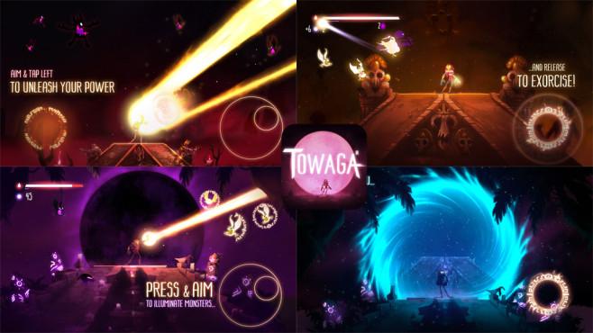 Towaga ©Sunnyside Games