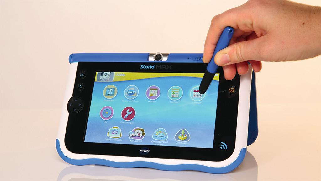 vtech storio max 7 test des kinder tablets computer bild. Black Bedroom Furniture Sets. Home Design Ideas