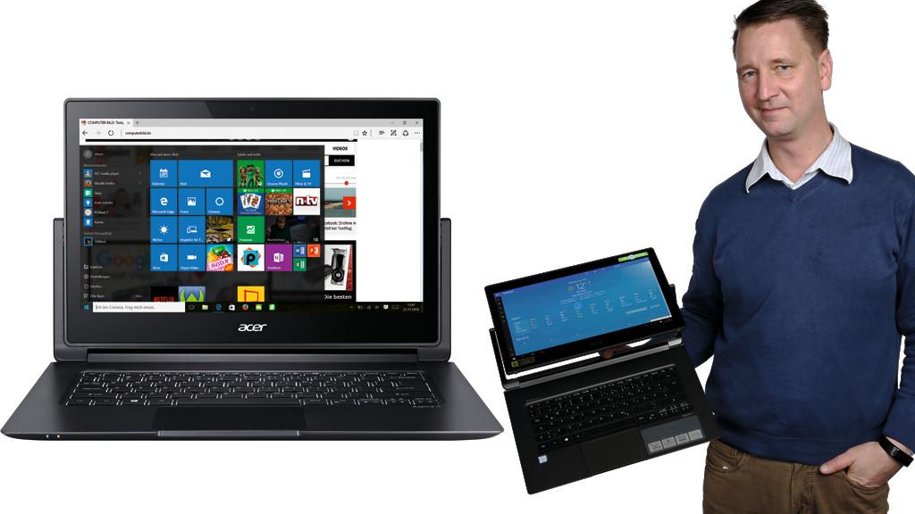 Acer Aspire R7-372T©Acer, COMPUTER BILD