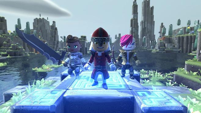 Portal Knights Vorschau Computer Bild Spiele
