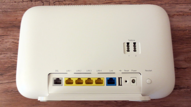 Telekom Speedport Smart©COMPUTER BILD