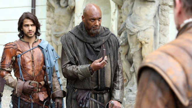 Colin Salmon im Musketeers ©BBC 2015