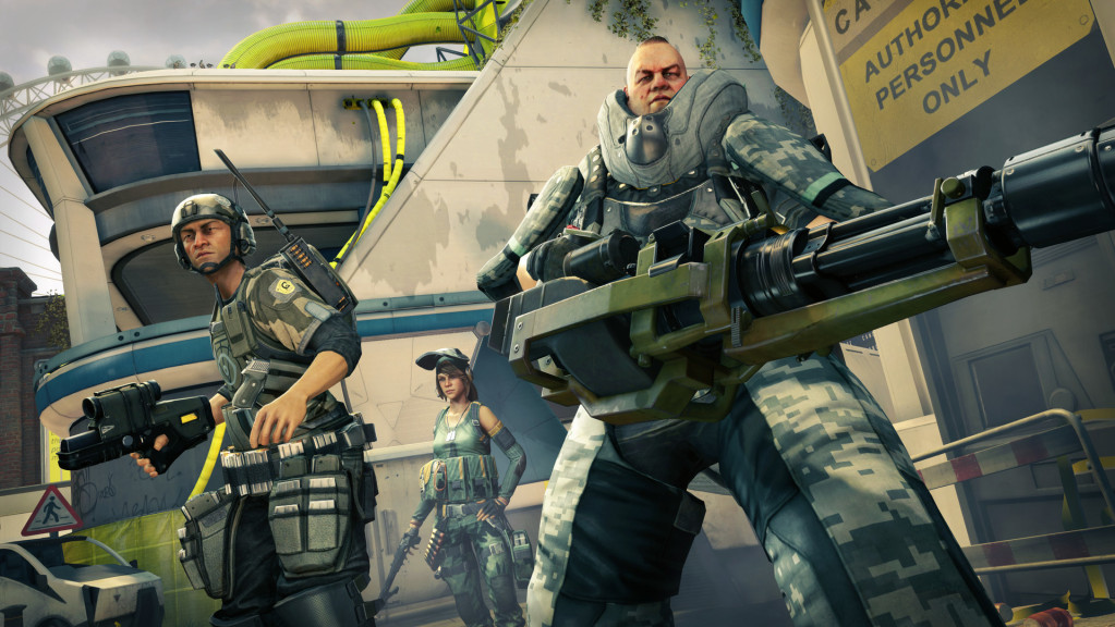 Screenshot 1 - Dirty Bomb
