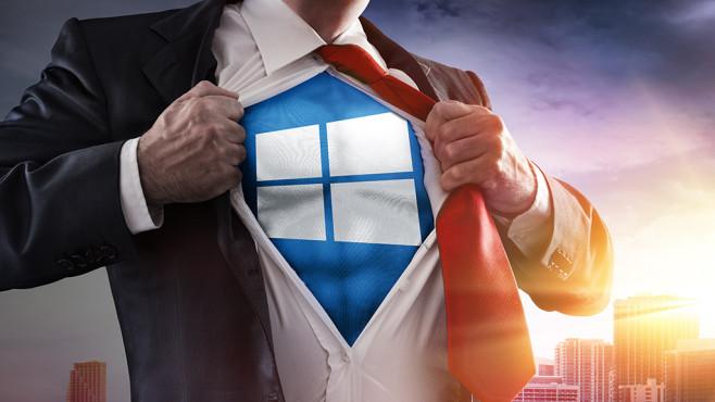 Windows-Modi für alles: Unzerstörbar©Romolo Tavani – Fotolia.com, Microsoft