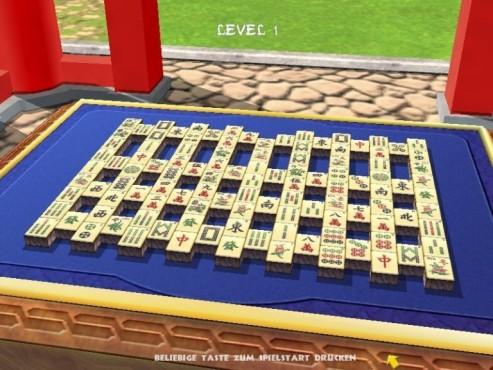 Great Mahjong – Kostenlose Spezial-Version ©Intenium