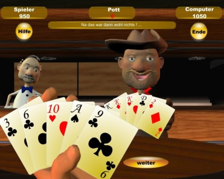 Poker Duell ©3940166