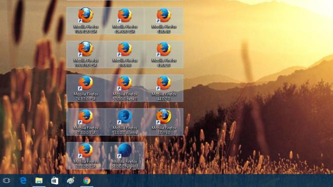 Firefox Utilu Collection: Ältere Feuerfüchse nutzen ©COMPUTER BILD