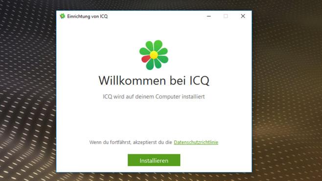 ICQ: Webkommunikation abwickeln ©COMPUTER BILD