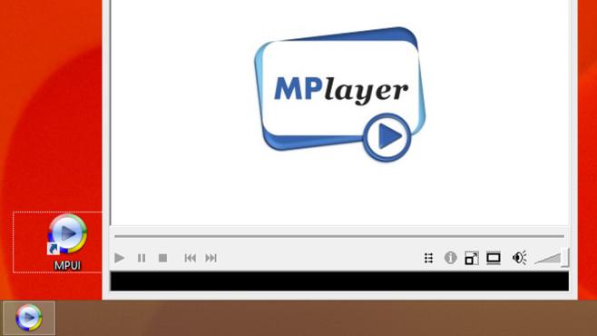 MPlayer: Multimedia-Abspieler mit WMP-Anlehnung ©COMPUTER BILD