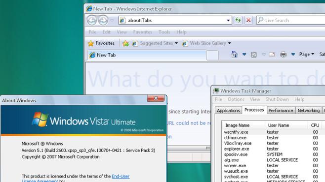 VistaMizer: XP den Nachfolger-Look geben ©COMPUTER BILD